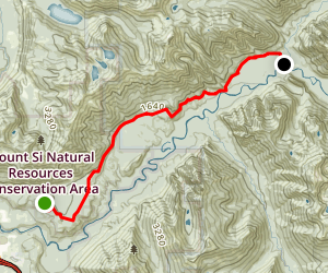 CCC Trail Map