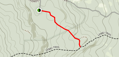 Filloon Trail Map
