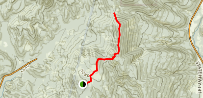 Monte Carlo Trail Map
