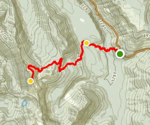Clear Lost Trail Map