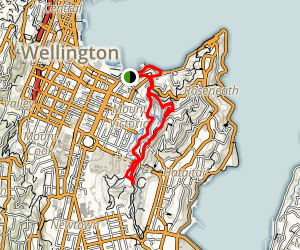 Mount Victoria Loop Map