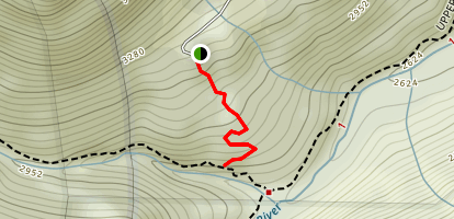 Maynard Burn Way (historical) Map