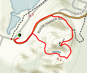 Quarry Trails Loop Map