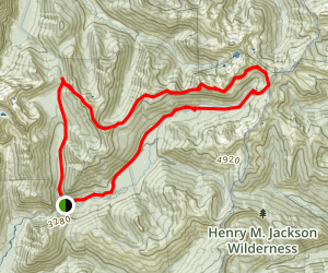 Bald Eagle Loop Trail Map
