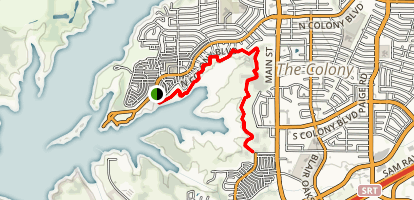 Shoreline Trail Map