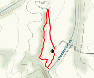 Woodland Edge Trail Map