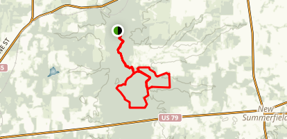 Mud Creek Trails Map