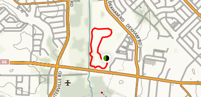Springfield Park Trail Map