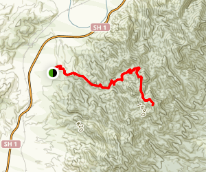Mount Wilson Trail Map