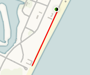 Michael Jellis Seawall Map
