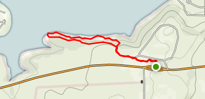 Lake Brownwood Trail Map