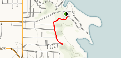 Willow Grove Park Trail Map