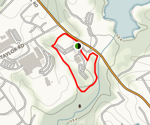 Little Suwanee Creek Loop Trail Map