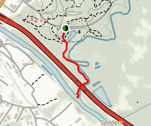 Ocmulgee River Trail Map