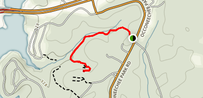 Mossey Creek Trail Map