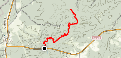 Steven's Creek Trail Map