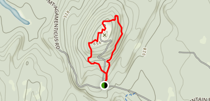 Ring Trail Map