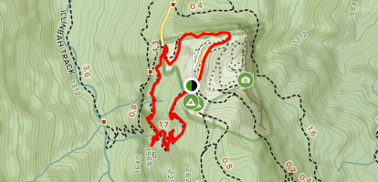 Caves Circuit [CLOSED] Map