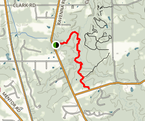 Big Creek Trail Map