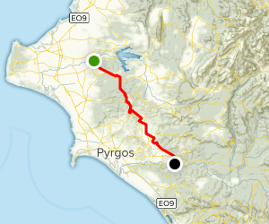 The Route of Truce Map