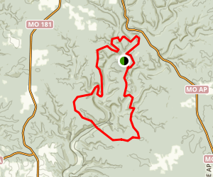 Ridge Runner Trail Map