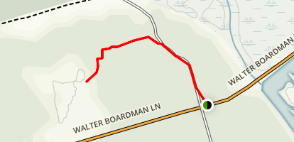 Wahlin Trail Map