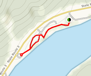 St George Lake Campground Map