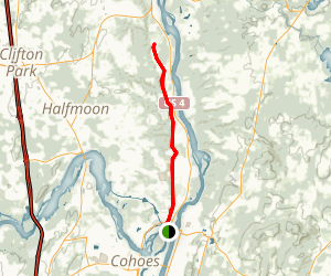 Champlain Canalway Trail Map