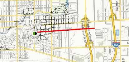 Pennsy Trail Map