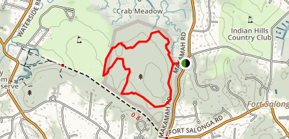 Makamah Loop Trail Map