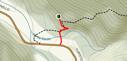 Vallonina Trail Map