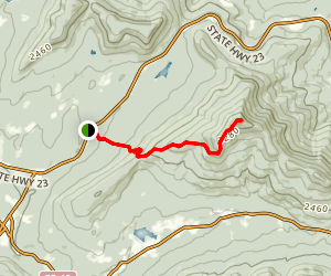 Windham Trail Map