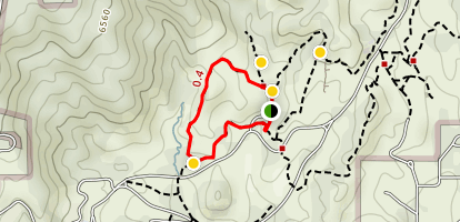 Cabin Canyon Trail Map
