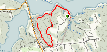 Big Loop Trail Map