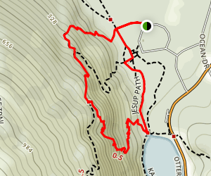 Homan Path loop Map