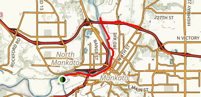 Minnesota River Trail Map