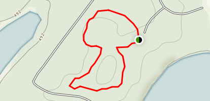 Inland Trail Map