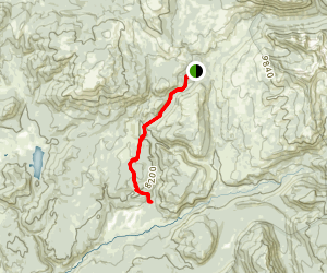 Hinman Creek Trail Map