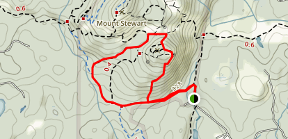 Scafe Hill Map