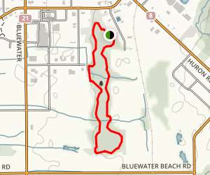Maitland Woods Trail Map
