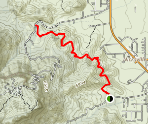 Perimeter Trail Map