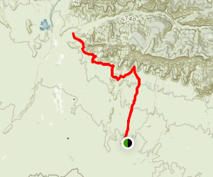 The Frontside Trail Map