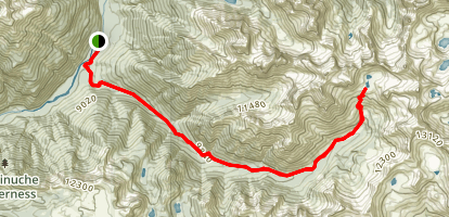 Chicago Basin Map