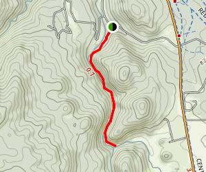 Mule Creek Trail Map