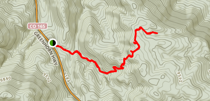 South Creek Trail Map