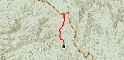 Long Hollow Trail Map