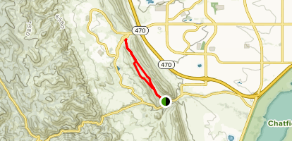 Cathy Johnson Trail Map