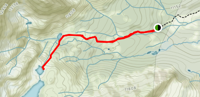 West Tennessee Lakes Trail Map