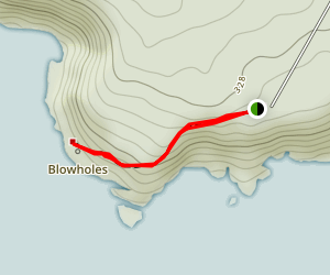 The Blowholes Map