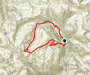 Picayne and Placer Gulches Map